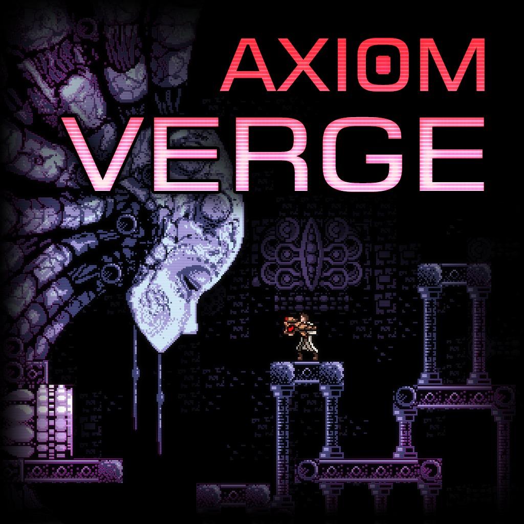 Axiom Verge sur PS4 / PS Vita (dématérialisé)