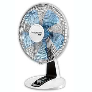 Ventilateur de table Rowenta VU 2630 Turbo Silence - 4 vitesses, 30 cm, 40 W