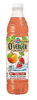 Bouteille d'Oasis O'verger - 1,20L