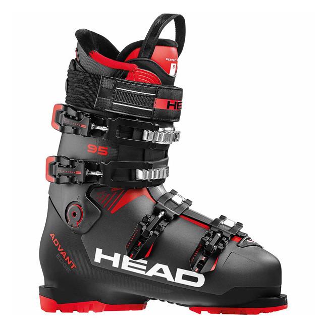 Chaussures de Ski Head Advant Edge 95 Anthr/black Red