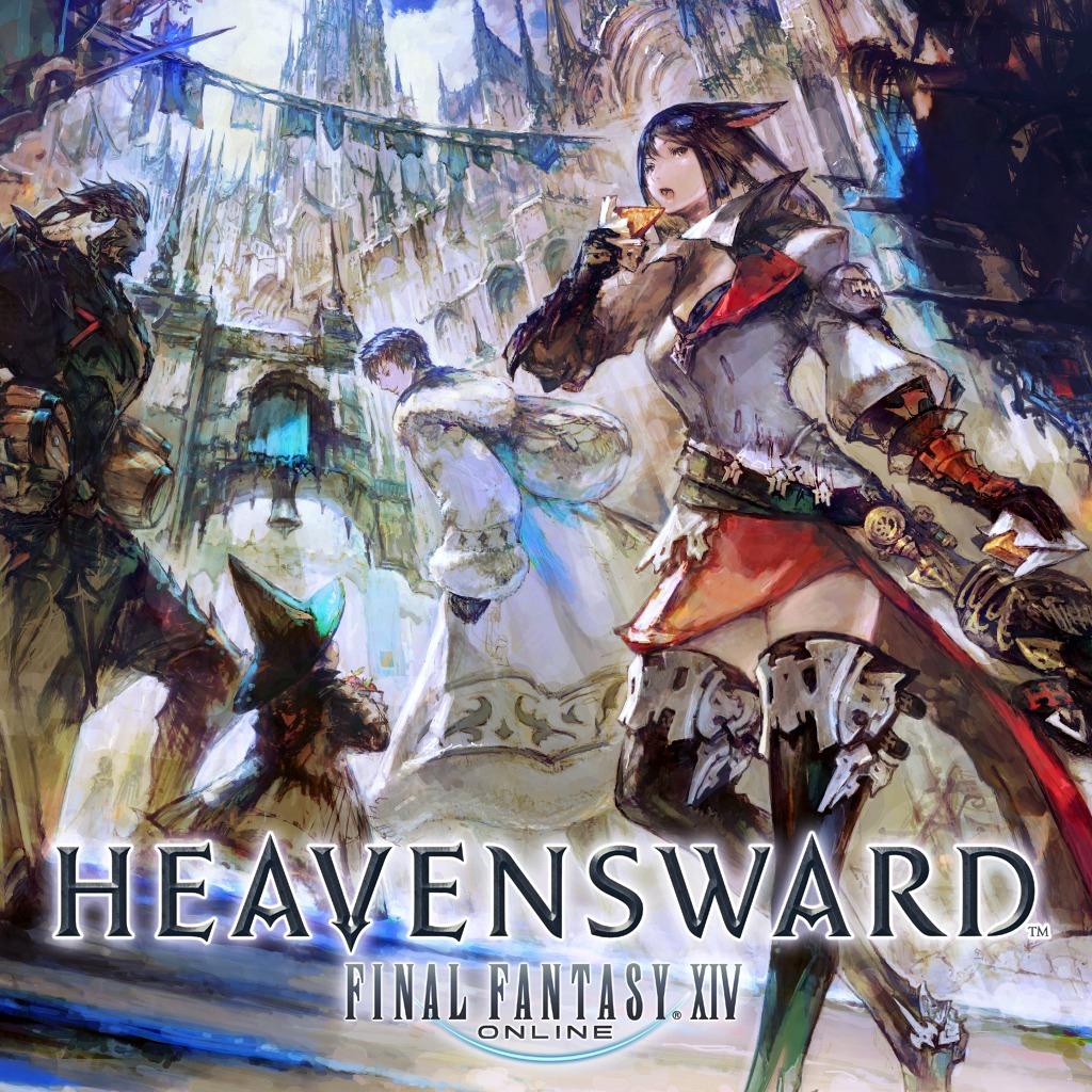 Extension Final Fantasy XIV: Heavensward gratuite sur PC / Mac (dématérialisée)