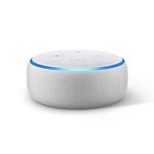 Enceinte connectée Amazon Echo Dot 3 à 0.99€ pour une souscription à l'offre Famille Amazon Music Unlimited