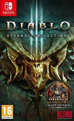 Diablo 3 sur Nintendo Switch