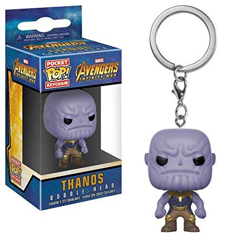 [Panier Plus] Porte clé Funko Marvel: Avengers Infinity War - Thanos