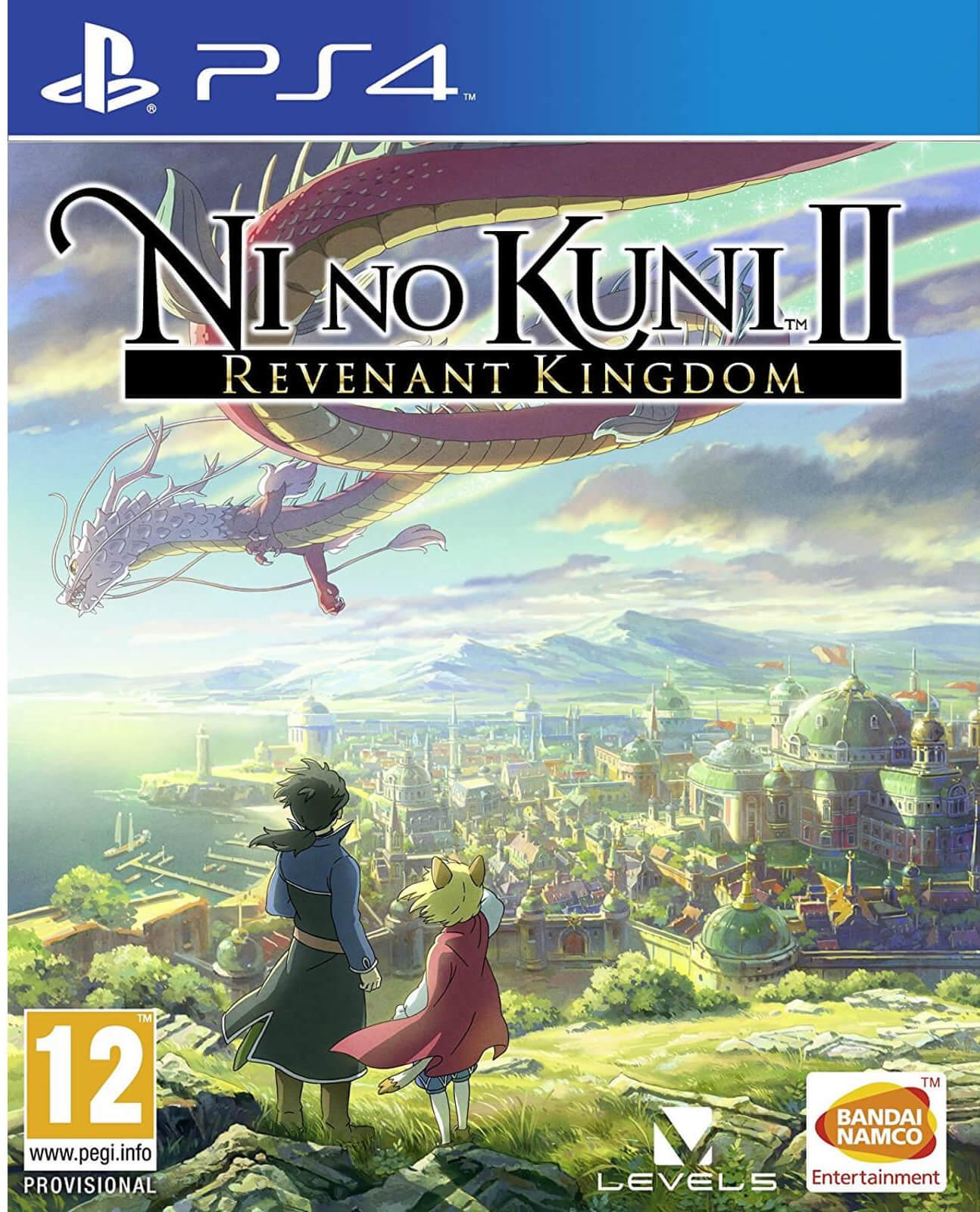 Jeu Ni No Kuni II: Revenant Kingdom sur PS4
