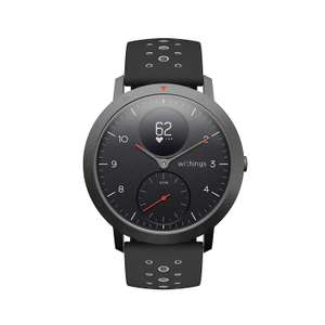 Montre connecté hybride Withings Steel HR Sport