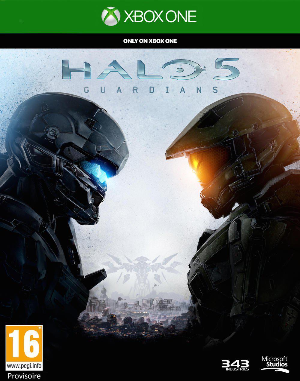 Précommande : Jeu Halo 5 : Guardians sur Xbox One