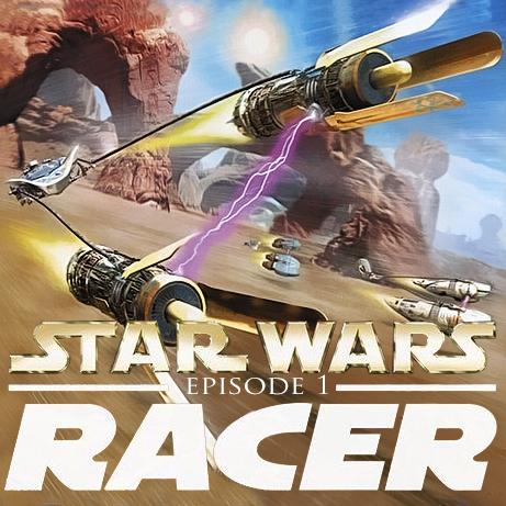 Sélection de jeux Star Wars en Promotion sur PC - Ex: Star Wars Episode I Racer (Dématérialisé)
