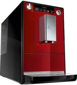Machine à Café Automatique Melitta Caffeo Solo Rouge E950-104