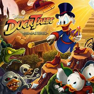 DuckTales Remastered sur PC (Dématérialisé - Steam)