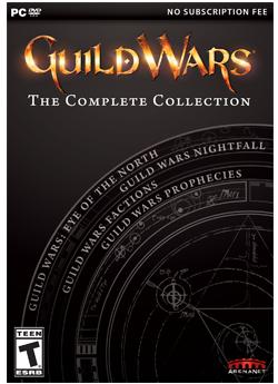 Guild Wars Complete Collection sur PC (Dématérialisé)