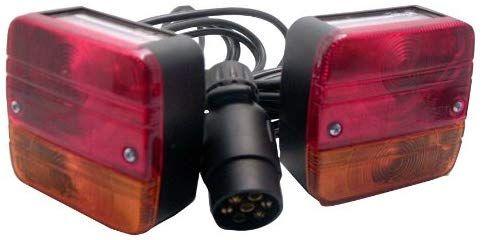 Feux de remorque et câblage XL Perform Tool 553910 - 2 Feux