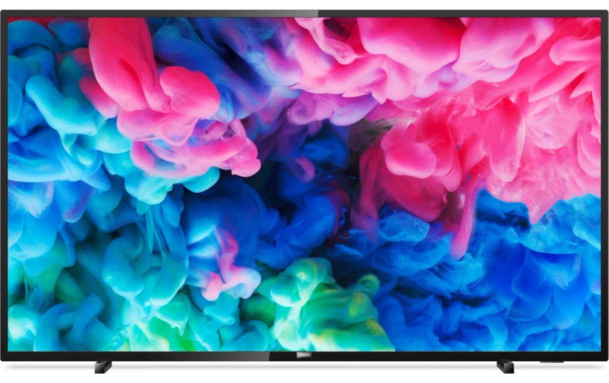 """TV LED 65"""" Philips 65PUS6503 - 4K UHD, 2160p (+ Jusqu'à 136€ en SuperPoints)"""