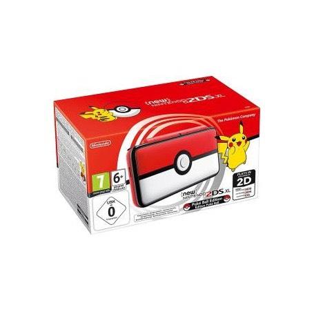 Console New Nintendo 2DS XL Poké Ball - Limited Edition (esdorado.com)