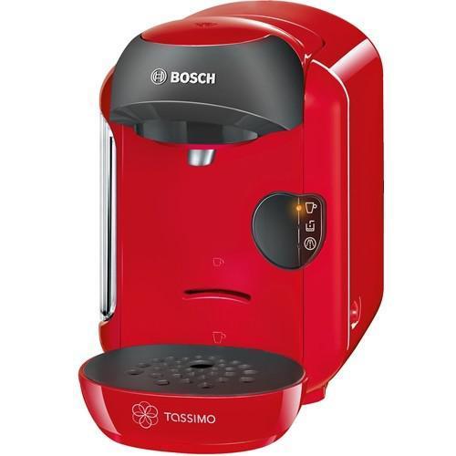 Cafetière Multiboissons Tassimo Bosch Tas1253 vivy Rouge (via ODR 30€)