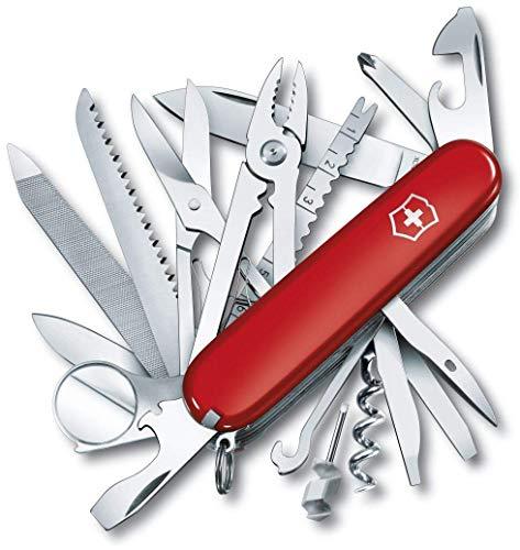 Couteau de poche Victorinox Swiss Champ - 21 Pièces
