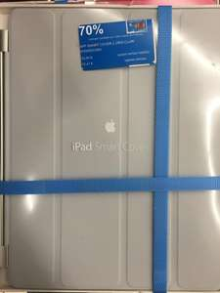 Smart Cover Gris ou Rose Apple pour iPad Air 2 (70% sur la carte)