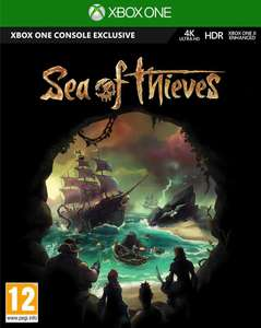 Sea of Thieves sur Xbox One + Drapeau pirate offert