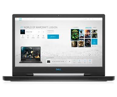 """PC Portable 17.3"""" Dell G7 - i5-8300H, Full HD 144Hz, RAM 8Go, 1To + SSD 128Go, RTX-2060 6Go (1133.35 € pour les étudiants)"""