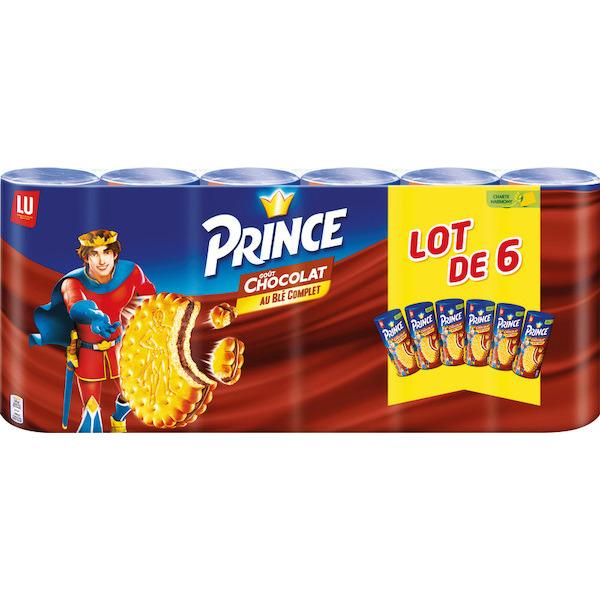 30% de réduction sur une sélection de produits - Ex : Pack de 6 Prince de Lu