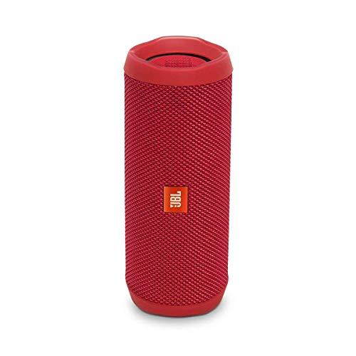 Enceinte sans-fil JBL Flip 4 - Bluetooth, Rouge