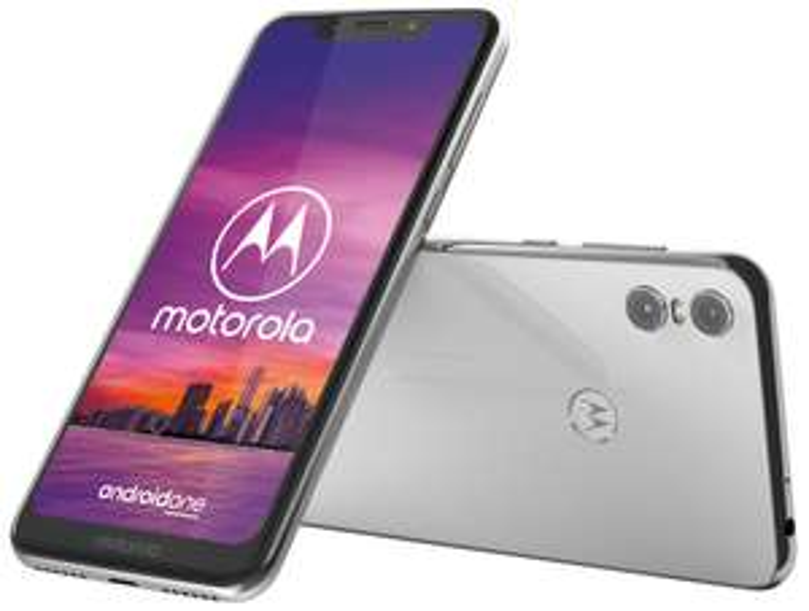"Smartphone 5.9"" Motorola One - HD+, Snapdragon 625, RAM 4 Go, ROM 64 Go, Android One (vendeur tiers)"