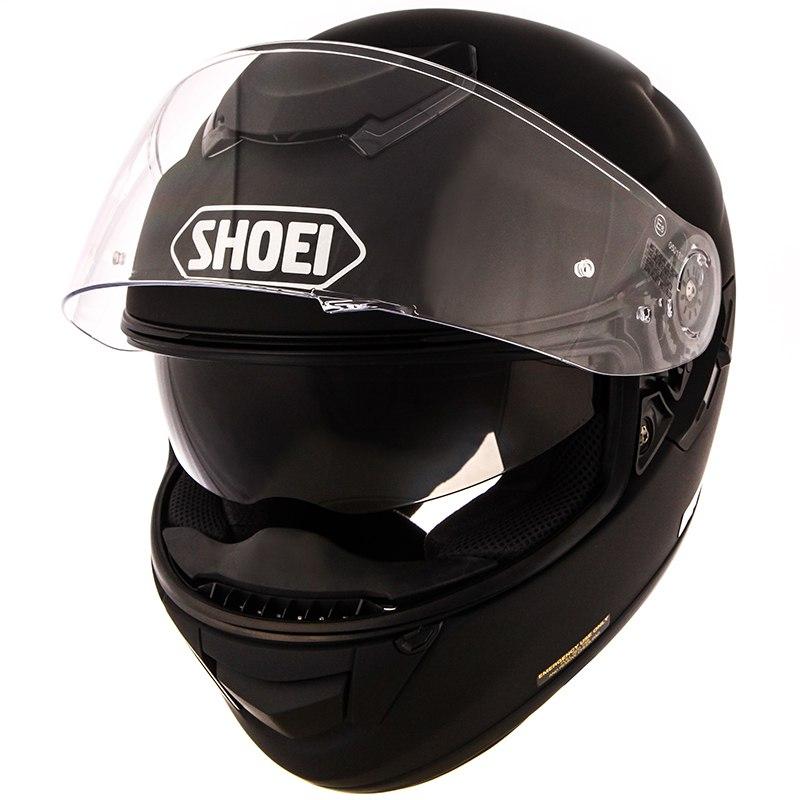 Casque moto intégral Shoei GT-AIR - Noir et gris mat