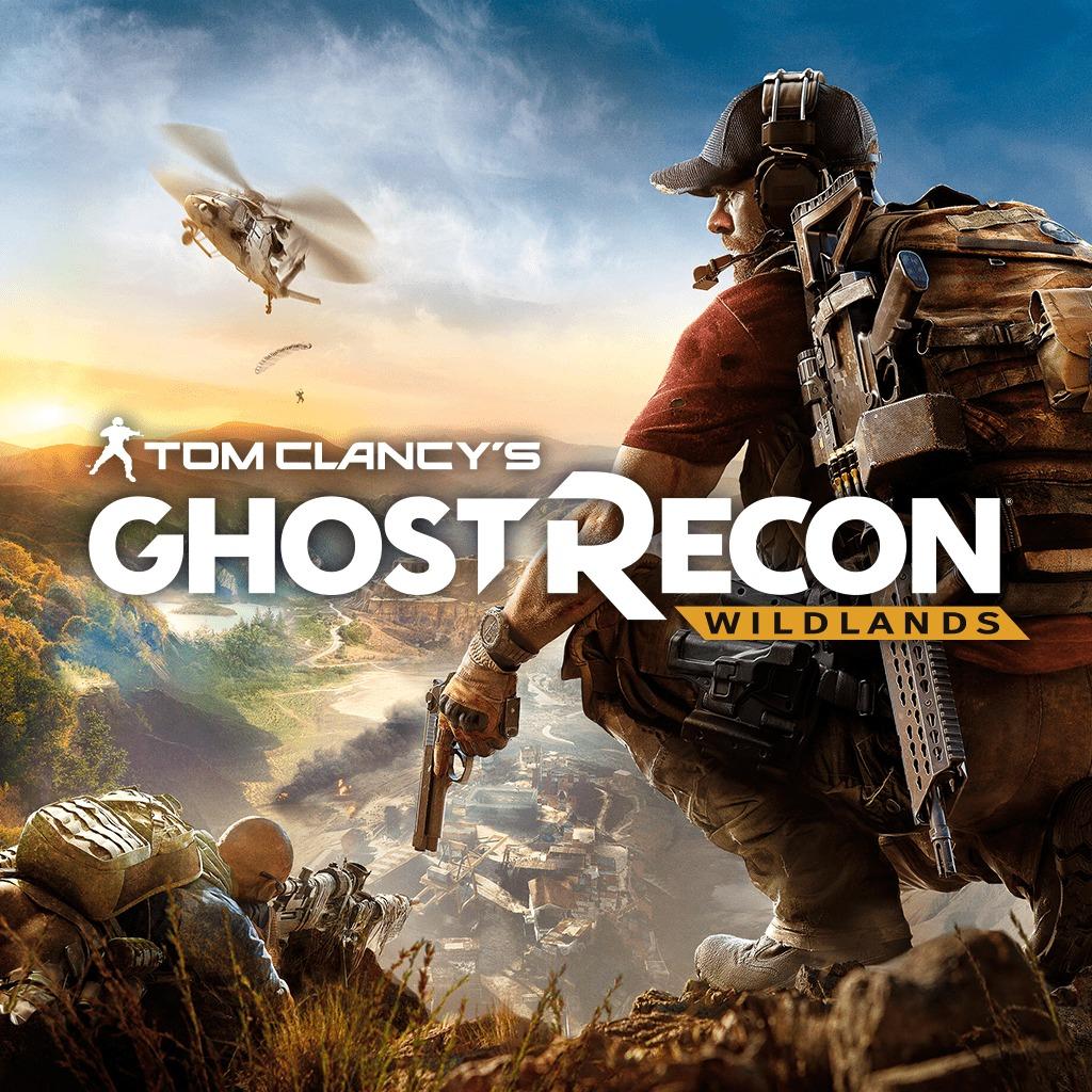 Sélection de jeux vidéo entre 5 et 15€ sur PS4 (dématérialisés) - Ex : Tom Clancy's Ghost Recon Wildlands