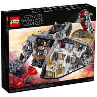 Jouet Lego Star Wars - Betrayal At Cloud City (75222)