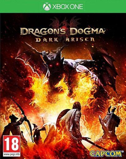 Jeu Dragon's Dogma : Dark Arisen sur Xbox One + 1.2€ en SuperPoints