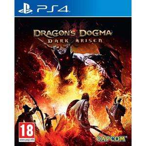 Jeu Dragon's Dogma Dark Arisen sur PS4 (vendeur tiers)