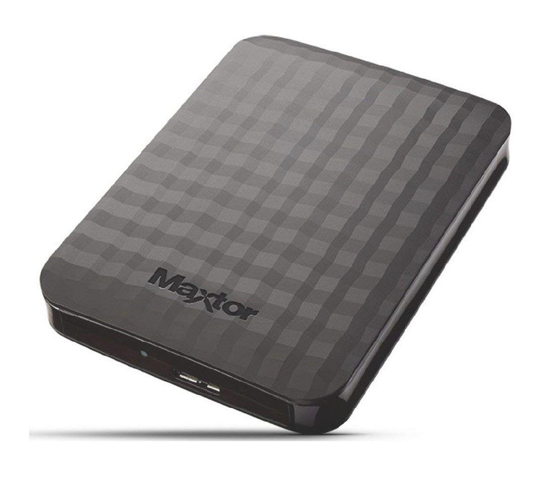 """Disque dur externe 2.5"""" Maxtor STSHX-M401TCBM - USB 3.0, 4 To, Noir (Vendeur tiers)"""