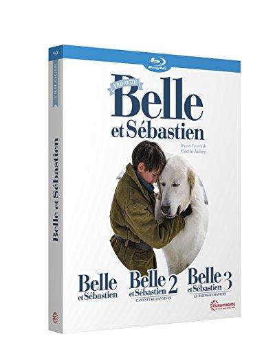 Blu-Ray Belle et Sébastien - La Trilogie