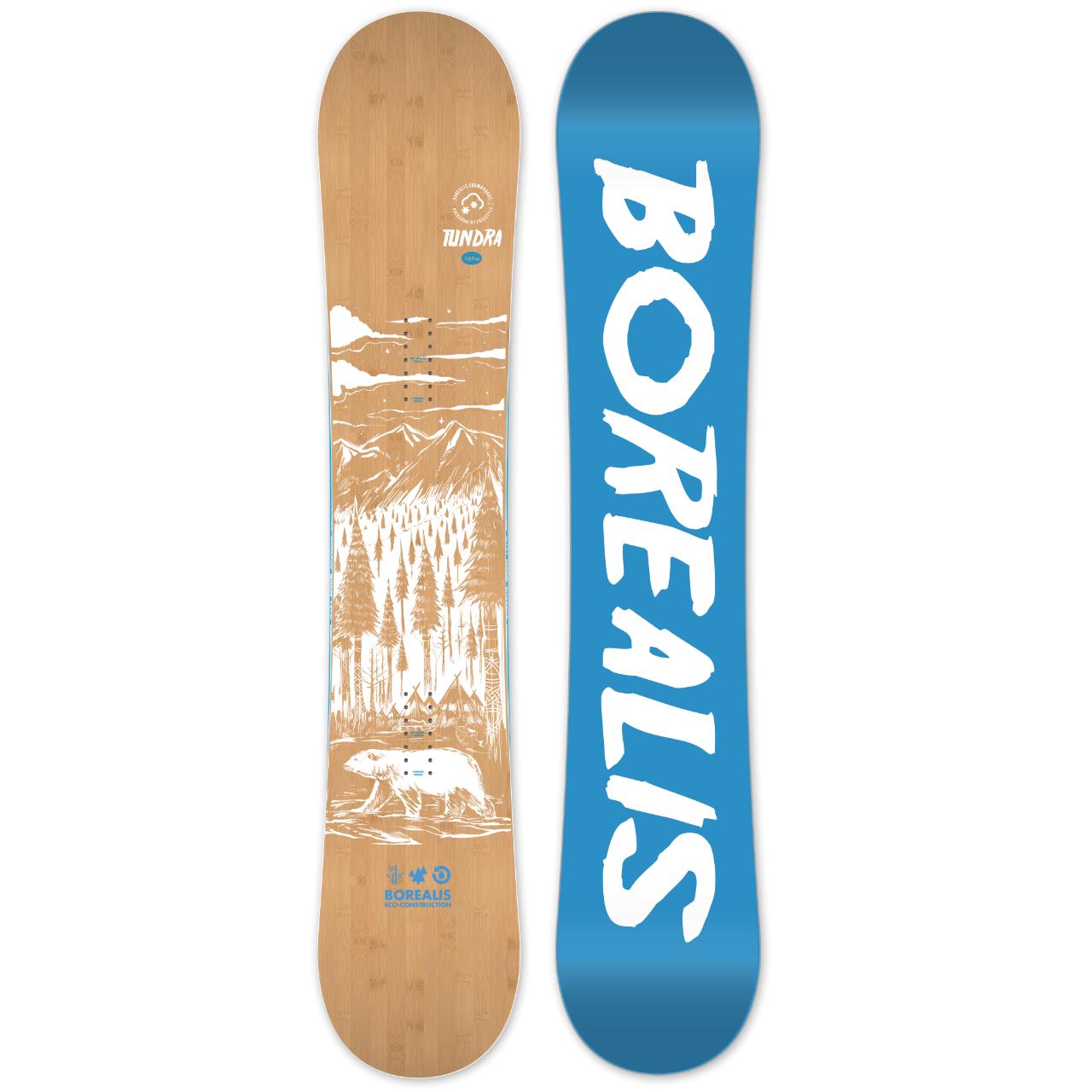 Snowboard Borealis Tundra 2019