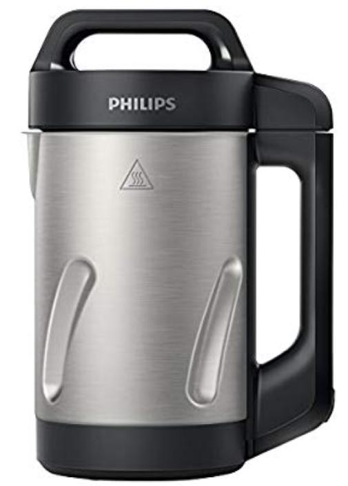 Blender chauffant Inox Philips HR2203/80 - 1,2 L 1000 W