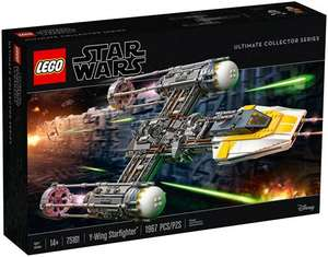 LEGO Star Wars - Y-Wing Starfighter Ultimate Collector Series (75181 )