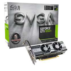 Carte Graphique EVGA GeForce GTX 1050 Ti Gaming 4Go +  PowerLink + Bundle Fortnite sur PC