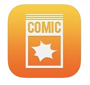 Application iComics gratuite sur iOS