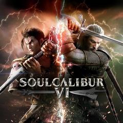 SoulCalibur VI sur PS4  (Dématérialisé)