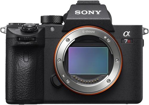 Appareil photo hybride Sony Alpha A7R III (ILCE-7RM3) - Boitier Nu, Full Frame