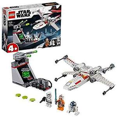 Jouet Lego Star Wars 75235 - Chasseur stellaire X-Wing de la tranchée