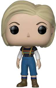 Figurine Pop Doctor Who - 13Th Doctor Without Coat (Via coupon 2€)