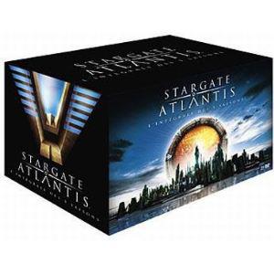 DVD Stargate Atlantis - L'Intégrale