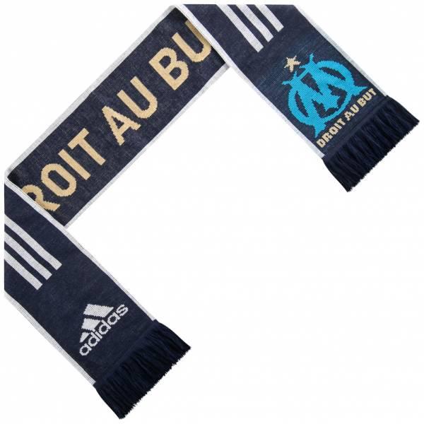 Écharpe adidas Olympique de Marseille (frais de port inclus)