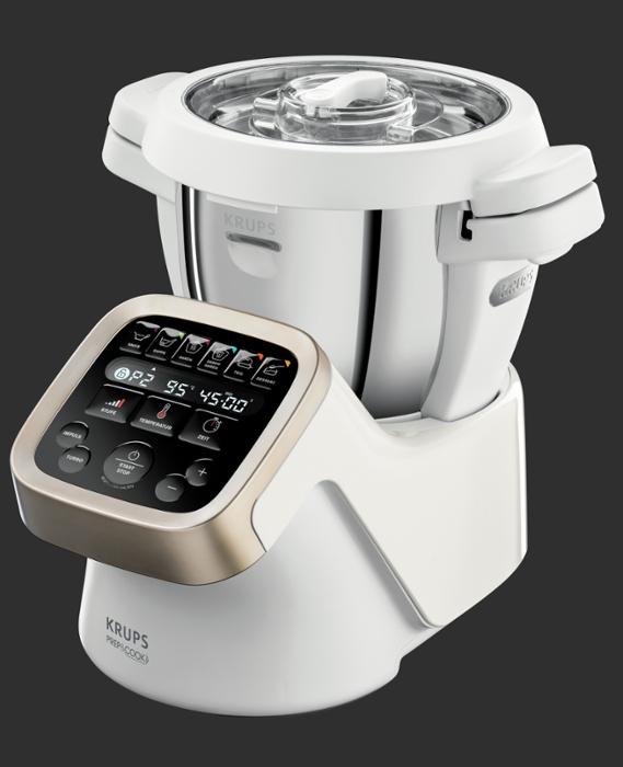 Robot de cuisine multi-fonction Krups Prep & Cook HP 5031 (Kaufland - Frontaliers Allemagne)