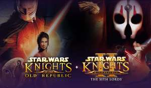 Pack Star Wars Knight of the Old Republic + KOTOR II (Dématérialisés - Steam)