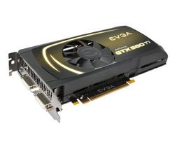 Carte graphique EVGA GeForce GTX 560 Ti Superclocked 1Go GDDR5