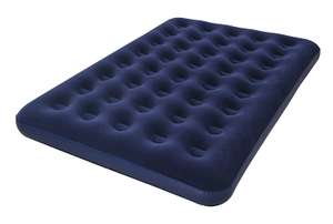 [Prime] Matelas pneumatique double Bestway Blue Horizon Pavillo - 191x137x22 cm