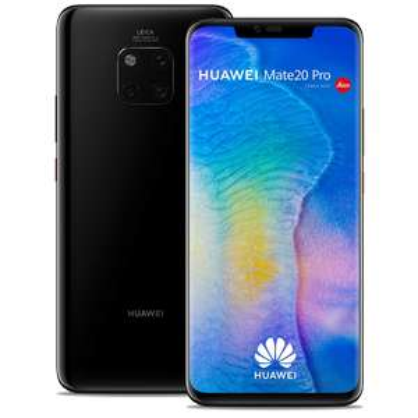 "Smartphone 6.39"" Huawei Mate 20 Pro - Full HD+, Kirin 980, RAM 6 Go, ROM 128 Go (+ 29.95€ en superpoints)"