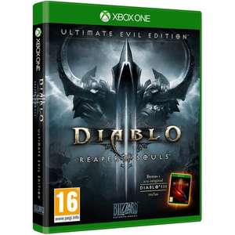 Diablo 3 Reaper of Souls sur Xbox One (Via 2€ sur la carte fidélité)